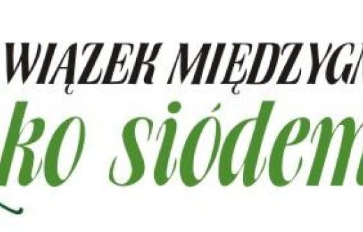 Grafika przedstawia logo EKO SIÓDEMKI.