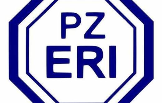 Grafika przedstawia logo PZERI nr 9 w Kobylinie.